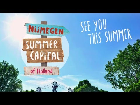 Summer Capital of Holland - See You This Summer