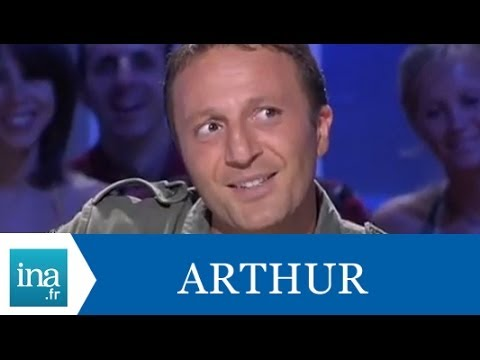 Arthur 'Je ne referai pas Nice People' - Archive INA
