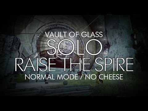No matchmaking vault of glass