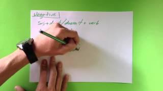 Aprender inglés conjugar el presente simple en ingles - cómo conjugar los verbos en inglés