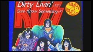 KISS - Dirty Livin