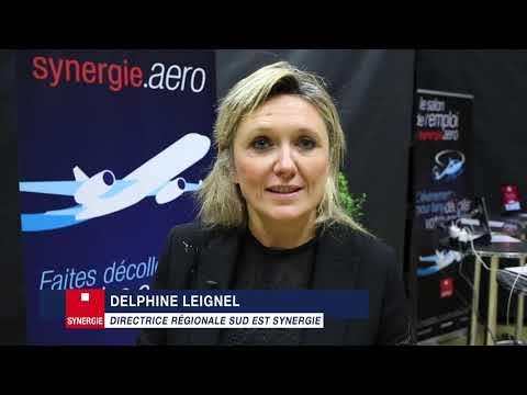 Bienvenue au salon de l'emploi Synergie.aero - Salon-de-Provence 2019