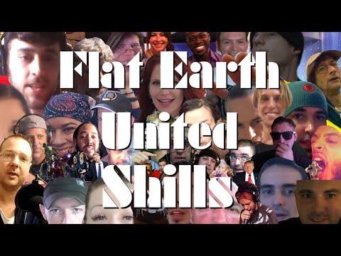 Flat Earth United 86 - Shills