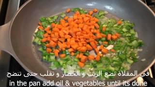 سلطة المكرونة بالتونا - Tuna & Pasta Cold Salad