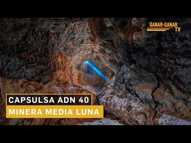 Cápsula ADN 40 - Minera Media Luna
