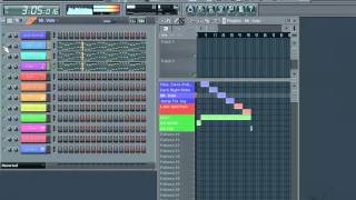 ★4/12★ 5 Remakes 90's Eurodance FL Studio (Ice MC, Culture Beat, Modo, Cpt. Hollywood)