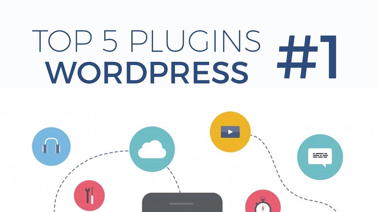 top 5 mejores plugins para instalar en wordpress parte 1