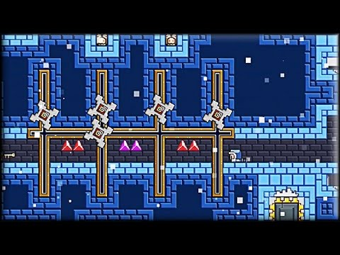 Pixel Quest: Lost Gifts - Game Walkthrough (full)