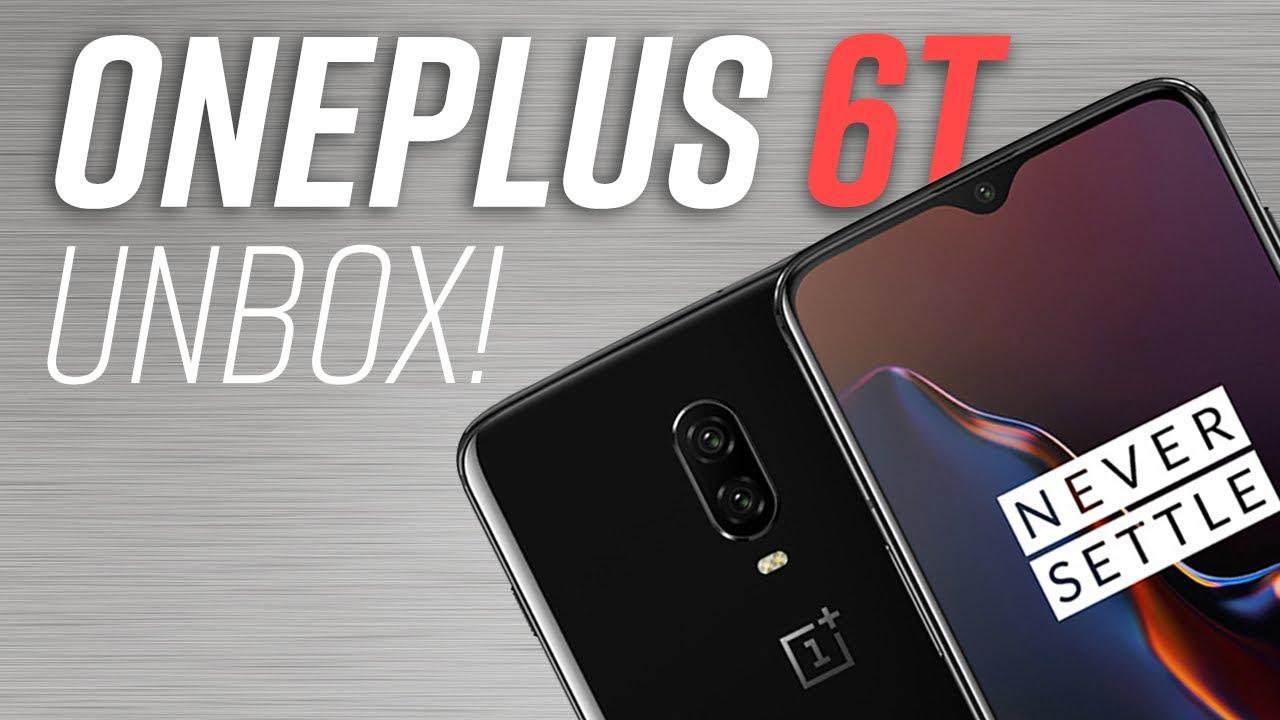 Mở hộp OnePlus 6T: có gì mà reviewer nước ngoài khen nhiều thế?
