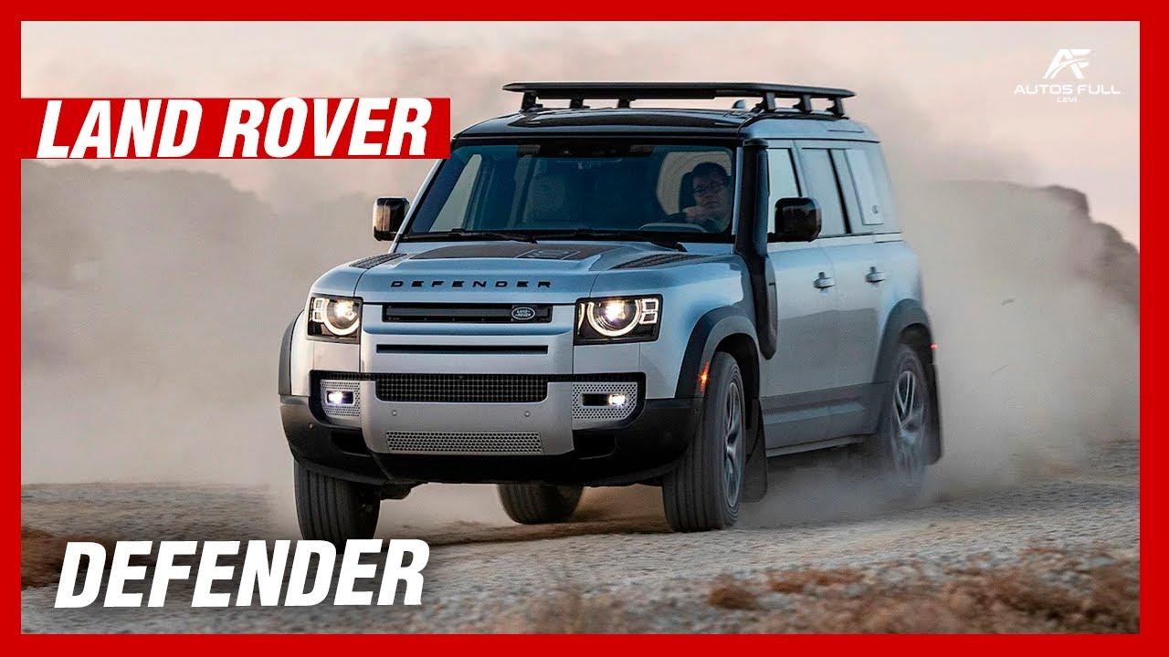 Land Rover Defender 2021   Uno de los Mejores 4x4 del Mundo