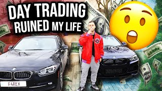 I Made $1000+ In 15 Minutes Day Trading FOREX profit with less than $1000 trading account
