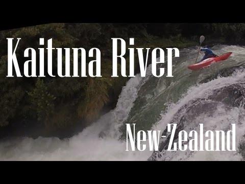 Kayaking the Kaituna River 2017