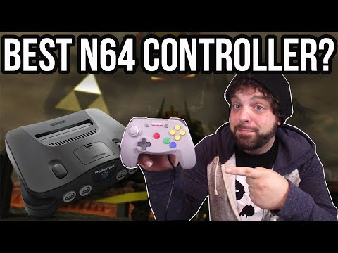 The BEST N64 Controller EVER? Next Gen Nintendo 64 Controller! | RGT 85