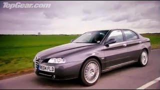 Download Alfa 166 car review - Top Gear - BBC Mp3 and Videos