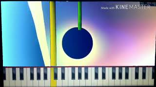 BFB Intro but it39;s a MIDI and played on PFA (Piano From Above)