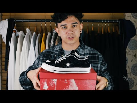 HOW TO STYLE CONVERSE ONE STAR