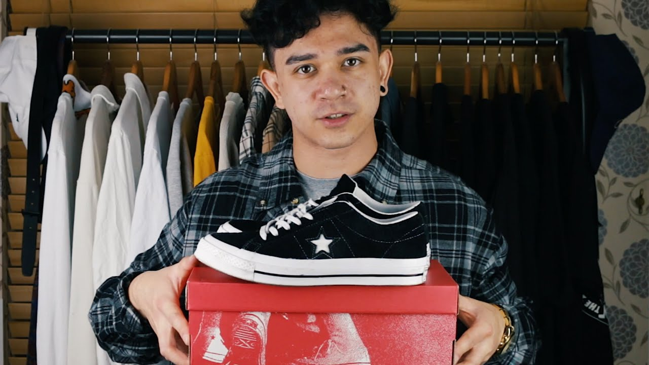 7434f442a1 HOW TO STYLE CONVERSE ONE STAR - YouTube