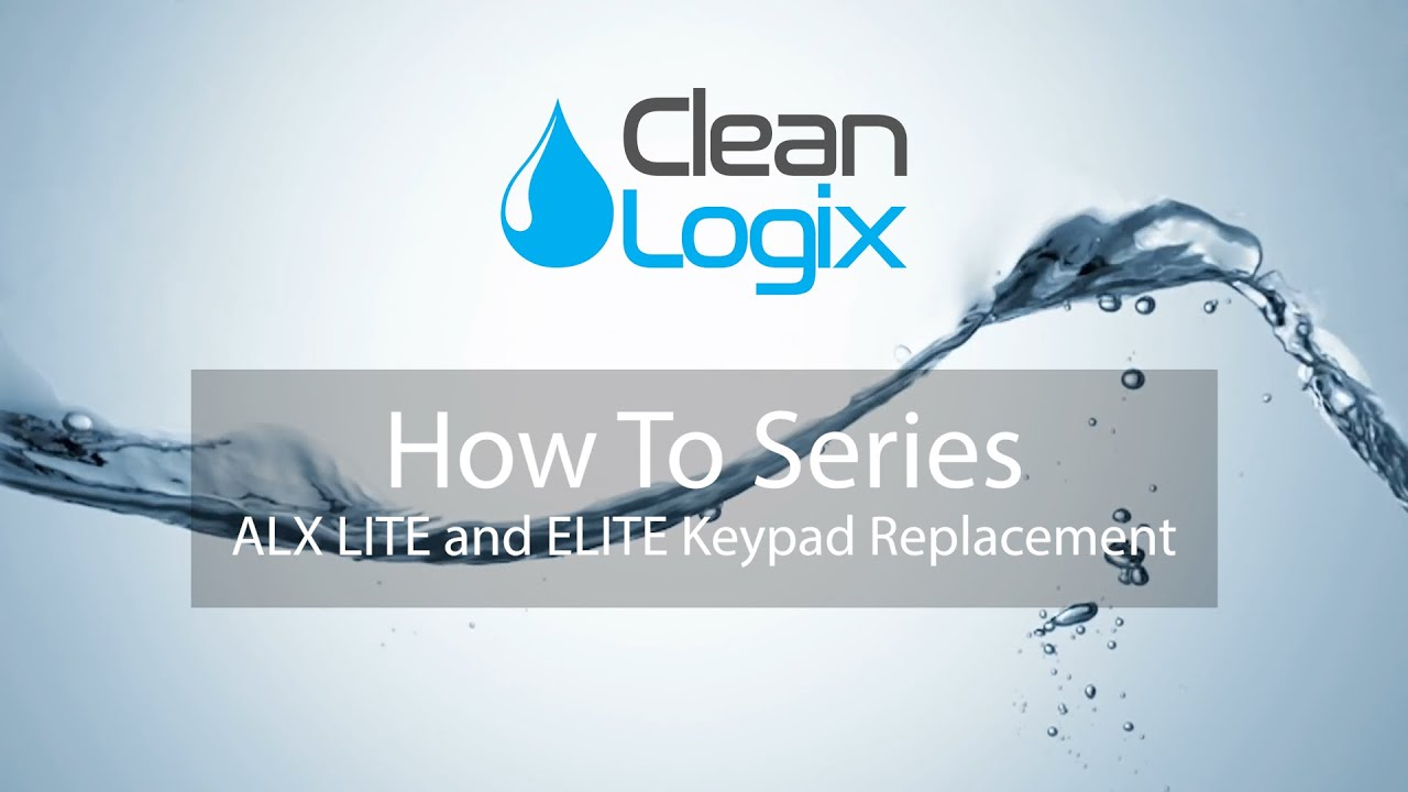 How To Replace a Keypad on an ALX-LITE or ELITE