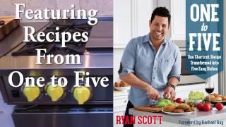 Chef Ryan Scott's Portobello Ranch Fries  & Portobello-Olive Mayo