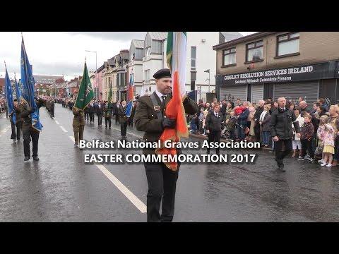 Belfast Easter Parade 2017