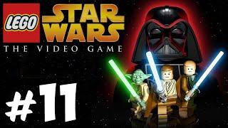 Прохождение LEGO Star Wars: The Video Game - Эп-д II: Нападение клонов - Глава 5: Граф Дуку