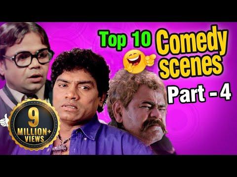 Top 10 Comedy Scenes HD Ft - Johnny Lever  Rajpal Yadav  Sanjay Mishra  Arshad Warsi