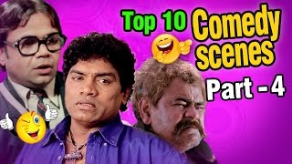 Top 10 Comedy Scenes {HD} Ft - Johnny Lever | Rajpal Yadav | Sanjay Mishra | Arshad Warsi