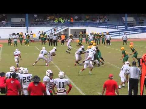 Leone vs Fagaitua - Varsity Football Game