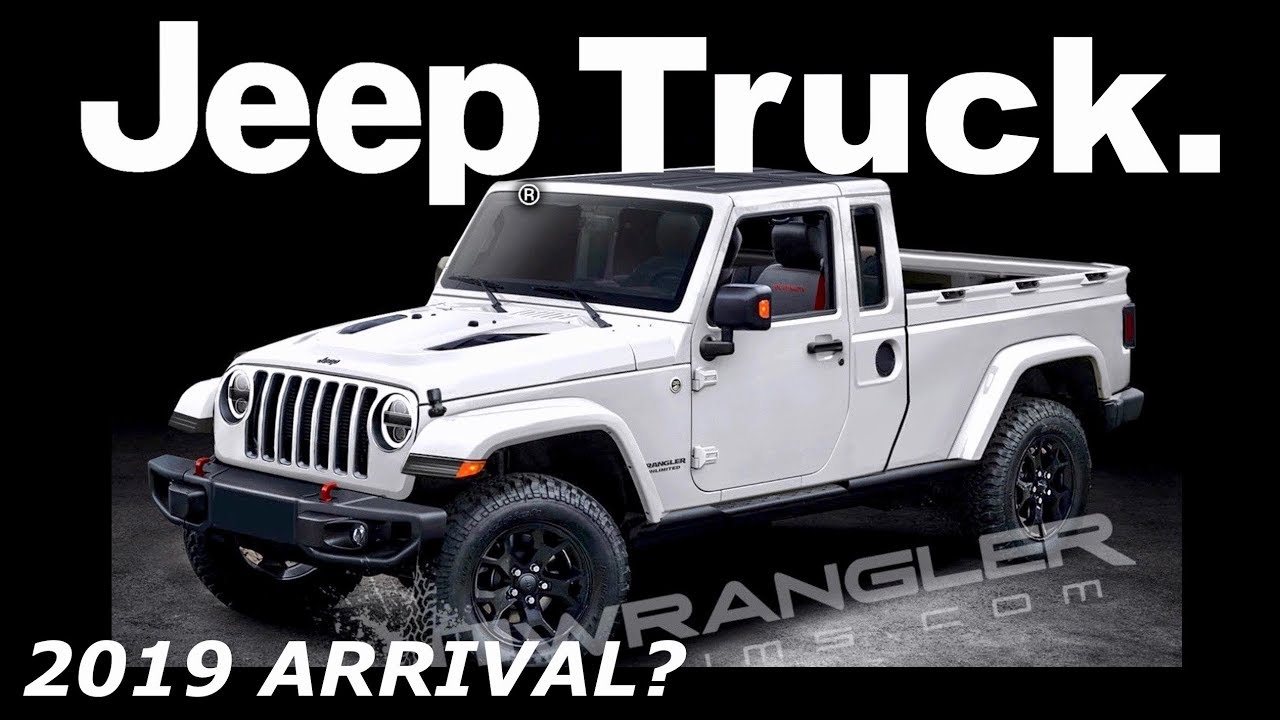 2020 Jeep Truck  Out In Public  New Spy Footage  U0026 What We