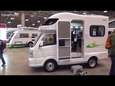 mini kei Camper AZ MAX 2017 キャンピングカー
