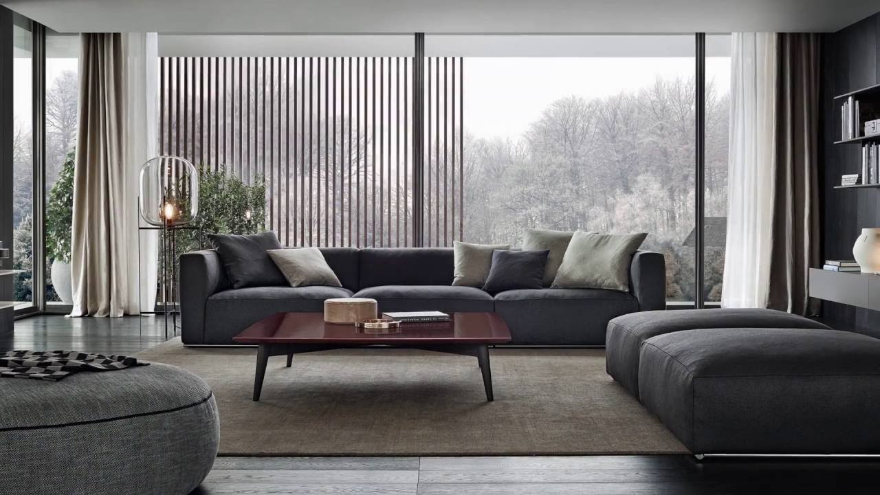 Living Es Sofa Carolina Furniture Village Poliform Day 2016 - Youtube