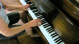 I Could Sing Of Your Love Forever by Martin Smith Cover, Piano & Vocals 01