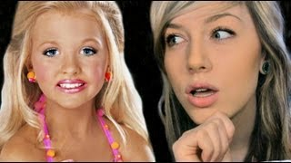SEXUALIZING CHILDREN = A Hit TV Show?! Toddlers & Tiaras