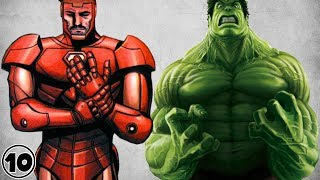 Top 10 Superheroes With Mental Illnesses