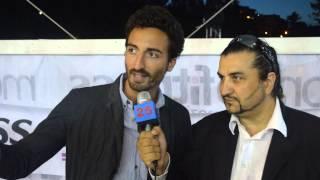Samuel Peron Ballando con le Stelle 2014 2015 Cast e Concorrenti