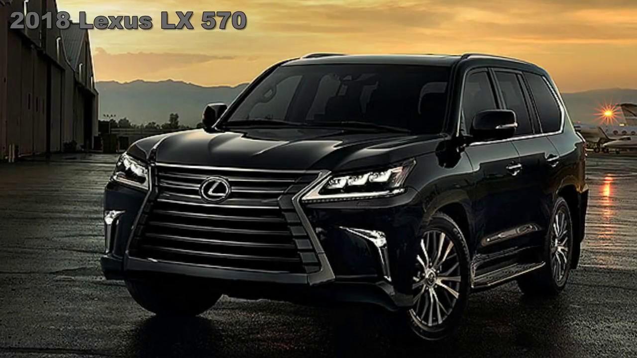2018 Lexus Lx 570  Youtube
