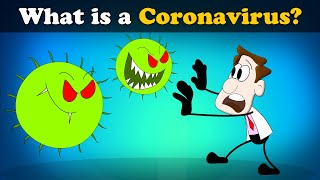 What is a Coronavirus? | COVID-19 | #aumsum #kids #science #education #children