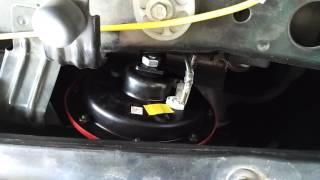 Klakson Hella Supertone di Chevrolet Spin