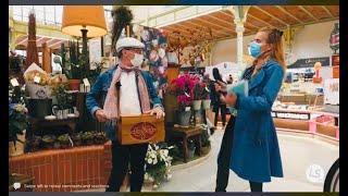 Le MAG était au très beau marché des Halles aux Sables d'Olonne aujourd'hui ! :)