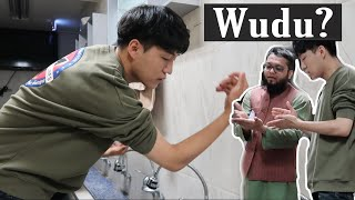 How to do Wudu?   Learning with Imam