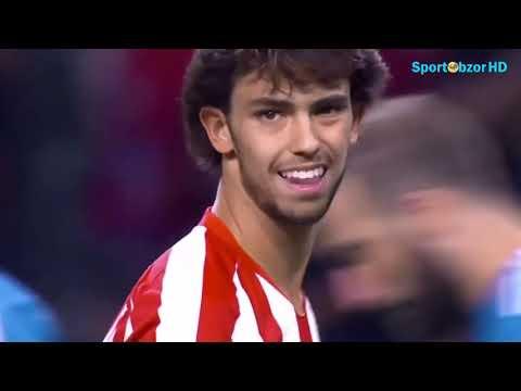 Атлетико Мадрид - Ювентус 2-2  Обзор Матча Лиги Чемпионов 18.09.2019