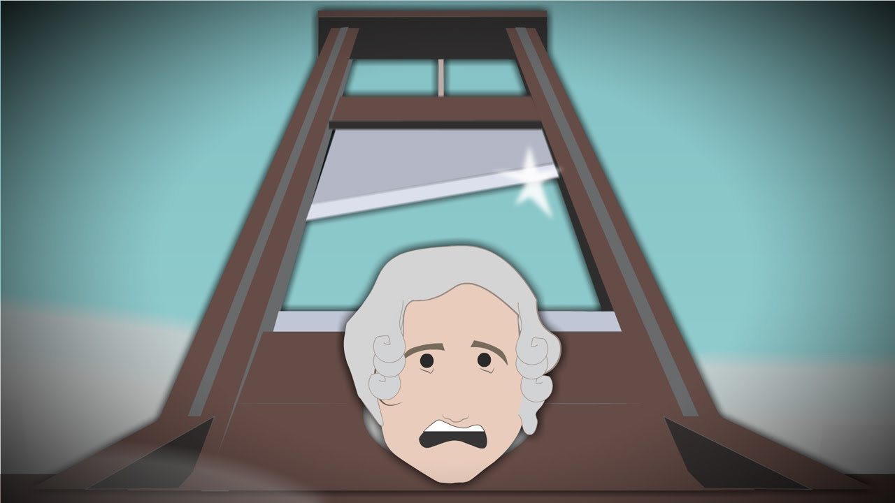 How Long did a Person Stay Alive after being Guillotined?