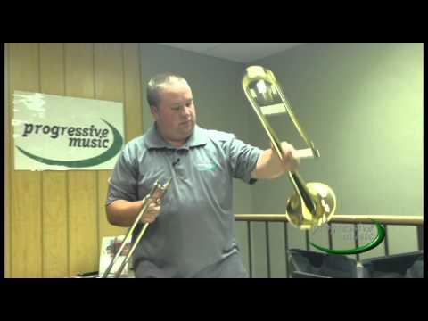 Putting Together Your Trombone - Progressive Music - The Downbeat