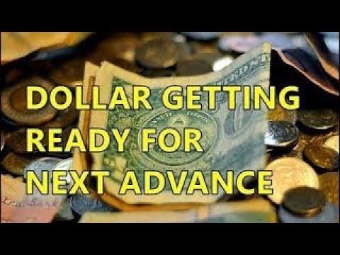 Nick Santiago / Dollar Getting Ready For Next Advance