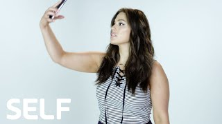 Ashley Graham's Guide To Taking The Perfect Selfie | SELF