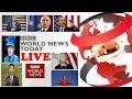 BBC News Channel - World News Today, BBC World News London Live