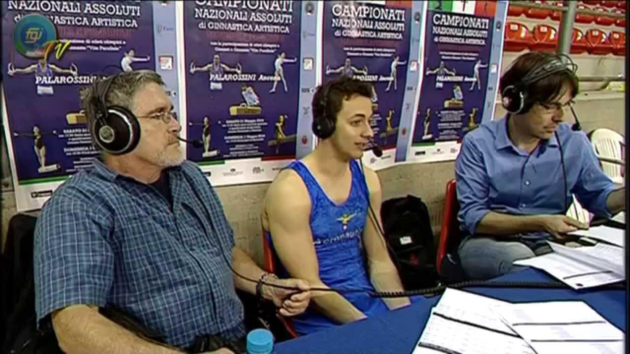 Ancona - Campionato Italiano Assoluto di Ginnastica Artistica M F - YouTube 3a5706f90d8