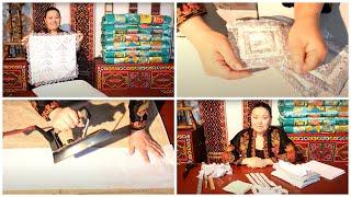 Лоскутное шитье - новогодний подарок своими руками. Техника колодец - блок елочка.
