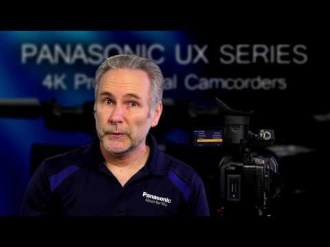 #12 - Using The UX Series Cameras Via Network Remote Control