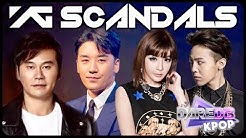History of Every K-Pop Scandal with YG Entertainment